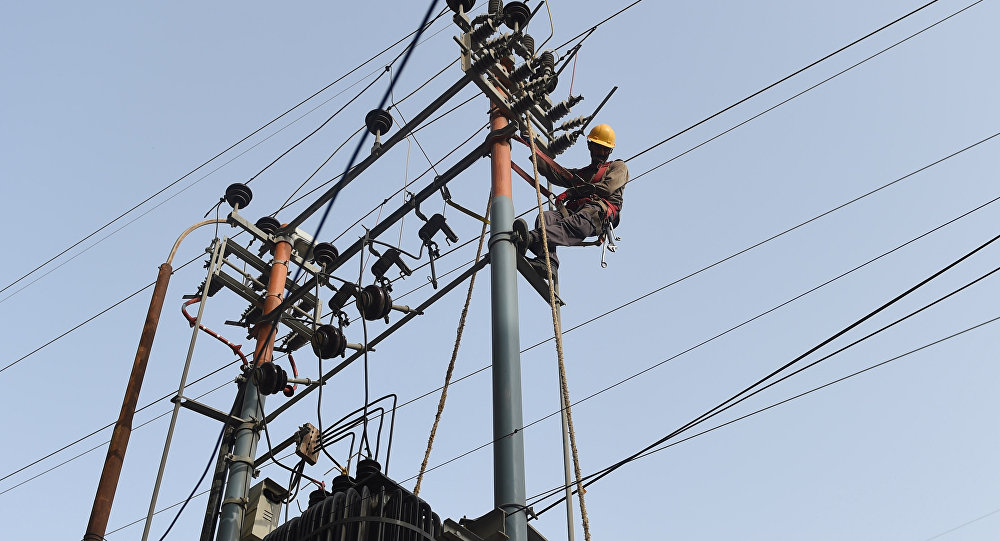 克里米亚政府确认半岛停电 抢修工作正在进行