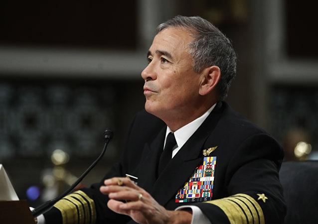 美國太平洋司令部司令哈里斯
