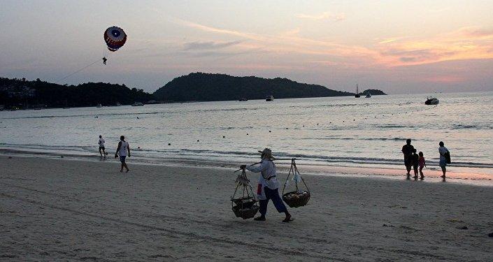 泰國普吉島