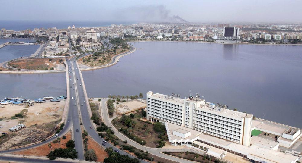 利比亚班加西市
