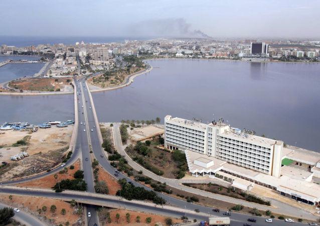 利比亞班加西市