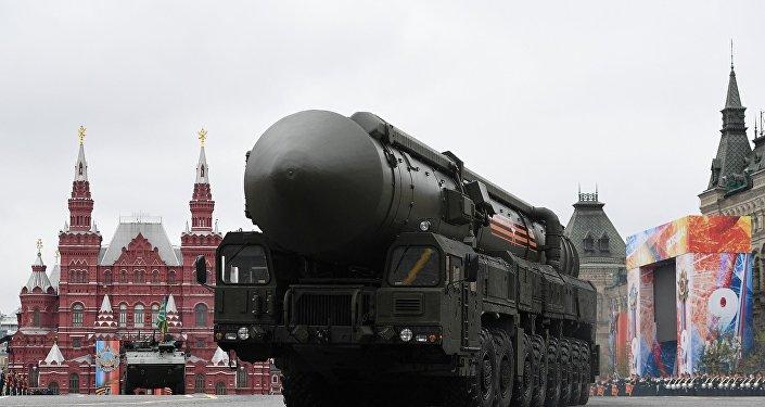 媒體:俄戰略核力量的現代化武器佔比已達81%