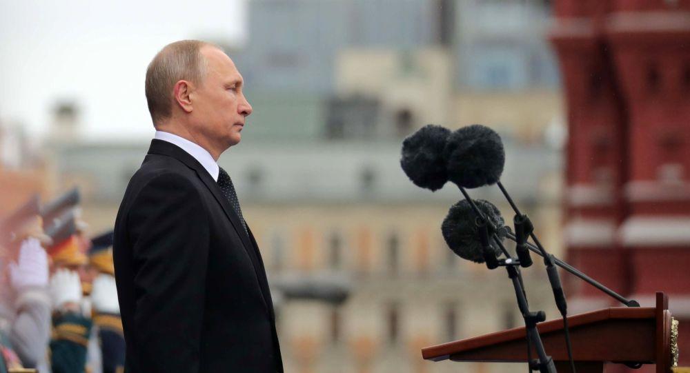 普京:俄羅斯武裝力量能夠擊退任何可能侵略
