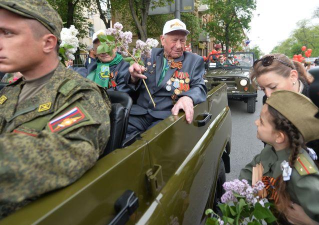 民调:俄罗斯人认为5月9日是个全民节日