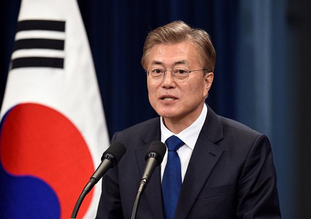 韓國總統文在寅提名教育和國防等五部長官