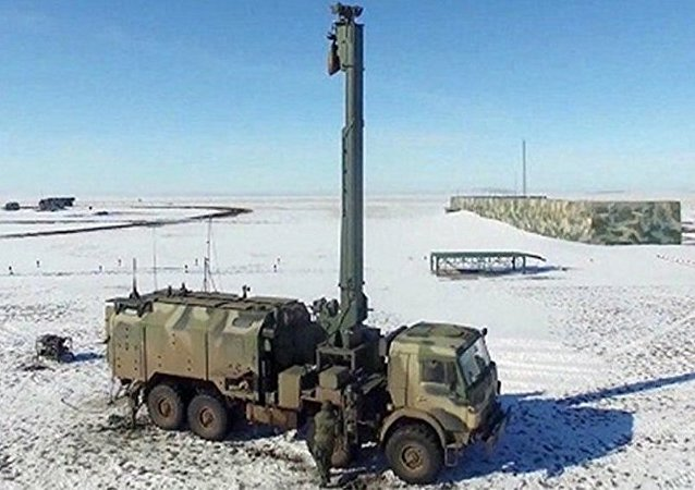 「盤尼西林」炮兵偵察系統