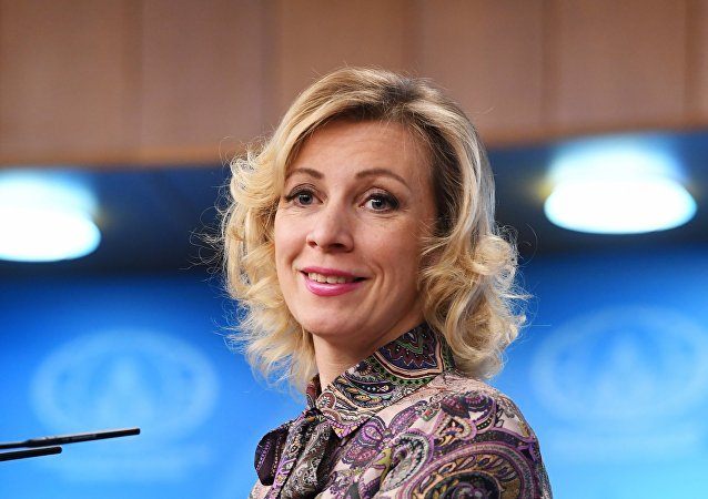 俄雪茄聯盟為外交部發言人扎哈羅娃生產專屬雪茄