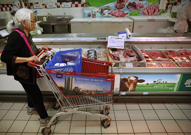 白俄罗斯将向中国出口2000万美元牛肉