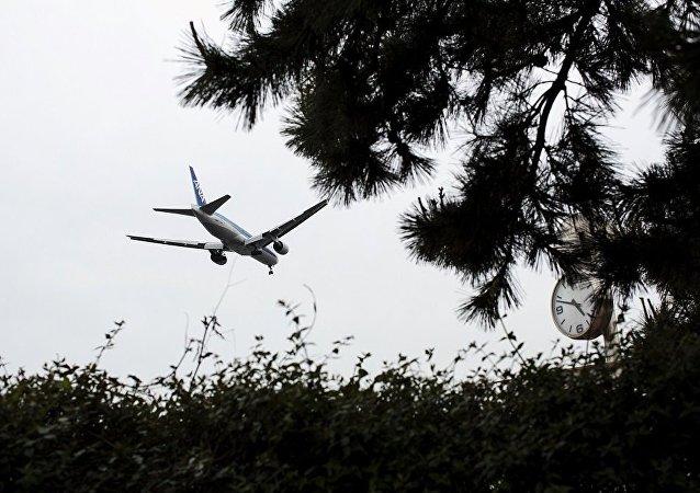 日本全日空航空公司拟开通至莫斯科和符拉迪沃斯托克的定期航班