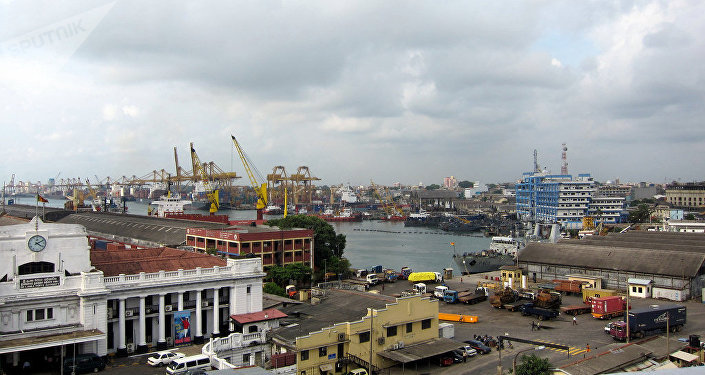 斯里兰卡和中国签订11.2亿美元港口租赁协议