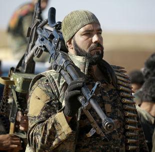 庫爾德武裝敘利亞民主力量