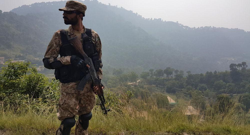 巴基斯坦士兵