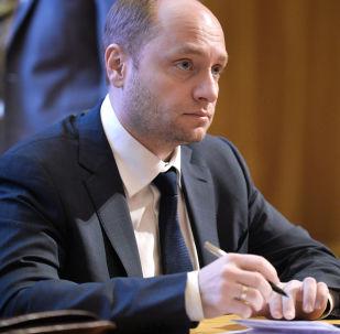 俄羅斯遠東發展部長亞歷山大·加盧什卡