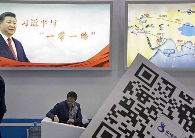 中國外交部:志同道合的國家均可參與中國「一帶一路」倡議