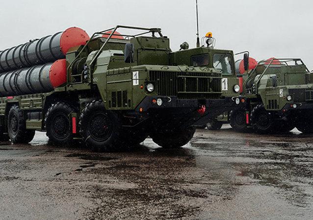 克里米亚防空系统班组已完全掌握S-400的作战使用