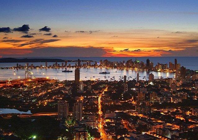 哥伦比亚卡塔赫纳市