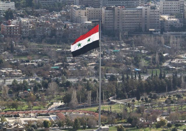 中国就自己在叙利亚地缘政治利益发出明确信号