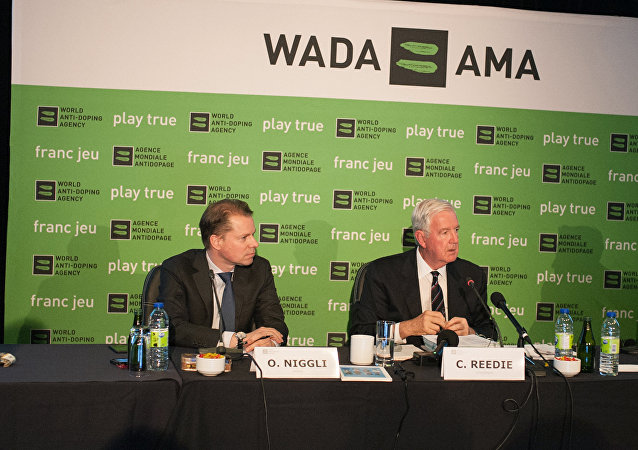 WADA将审议恢复俄反兴奋剂机构地位问题
