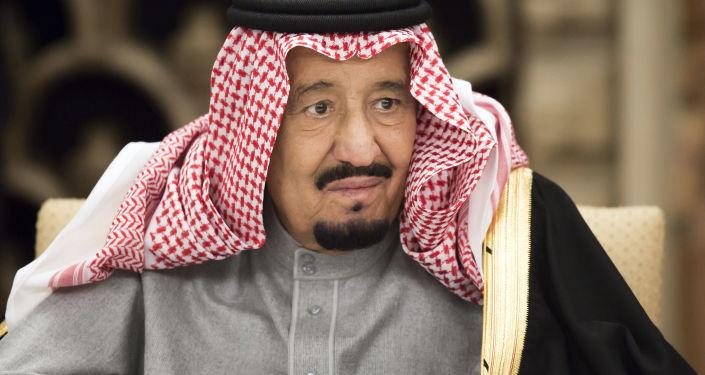 沙特阿拉伯王国国王萨勒曼∙本∙阿卜杜勒