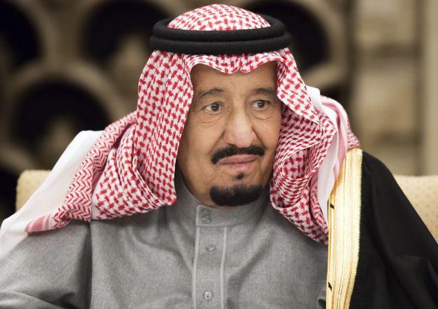 沙特国王萨勒曼∙本∙阿卜杜勒-阿齐兹∙阿勒沙特