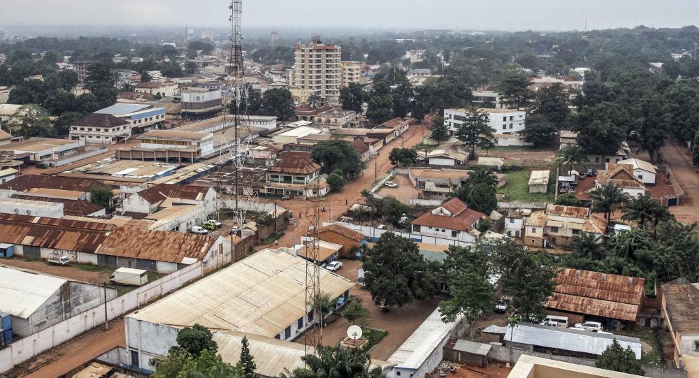 中非共和国