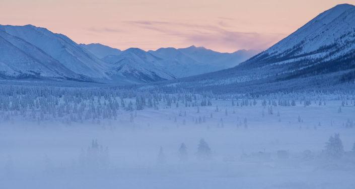 俄羅斯薩哈(雅庫特)共和國風景