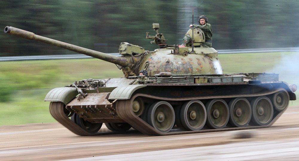 T-55坦克