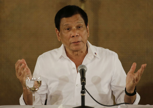 菲律賓總統羅德里格·杜特爾特