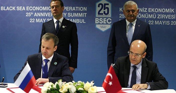 土耳其:俄土贸易声明是关系正常化的重要步骤
