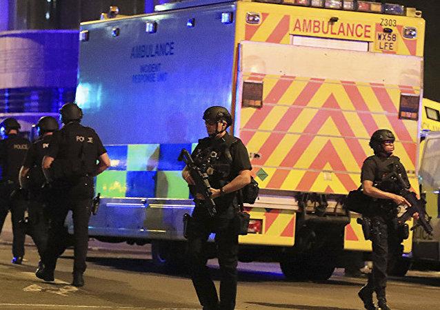 曼徹斯特警方