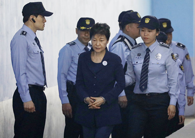 韓國前總統樸槿惠