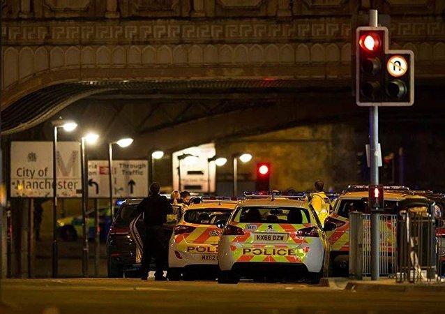媒体:英国不会再与美国分享有关曼城恐袭案信息