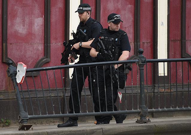 曼彻斯特警方