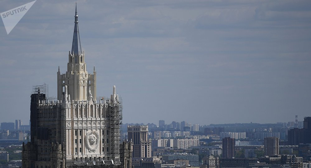 俄副外长:俄不打算退出《中导条约》