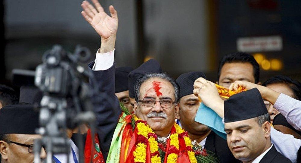 尼泊尔总理在执政党议会选举失利后辞职