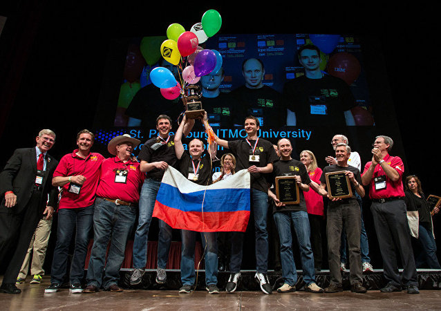 俄羅斯聖彼得堡國立資訊科技機械與光學大學再次贏得世界軟件設計冠軍