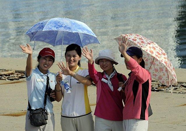 中國公民前往俄濱海邊疆區旅遊人次已增長近4倍