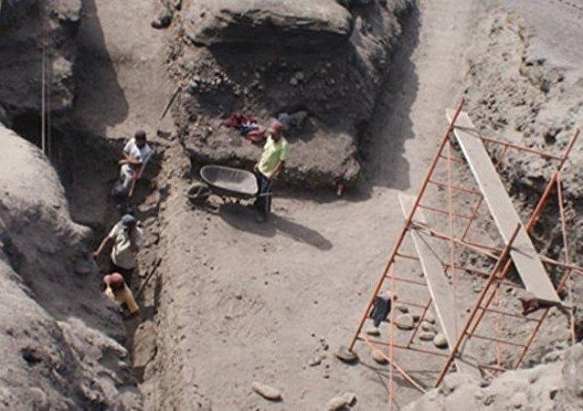 山東考古新發現:5000年前「山東大漢」身高1米9 住聯排房