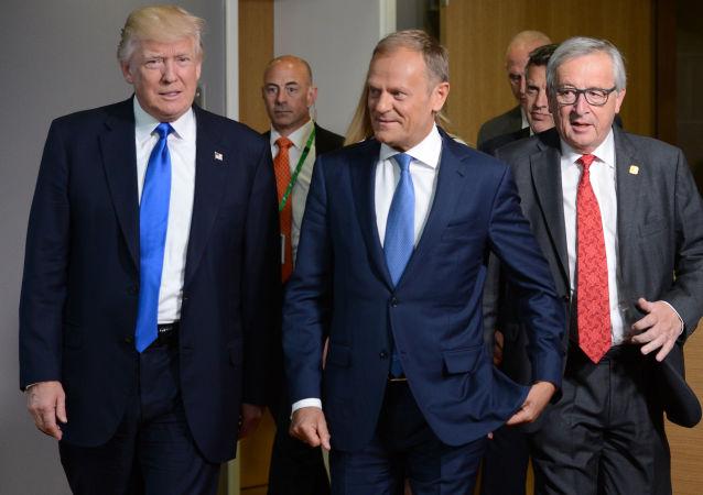 圖斯克建議特朗普尊重其為數不多的盟友