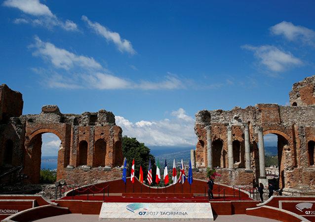 欧洲理事会主席:本届G7峰会挑战大 协商难