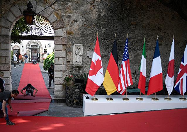 中方希望G7為促進各國共同發展承擔應有的責任