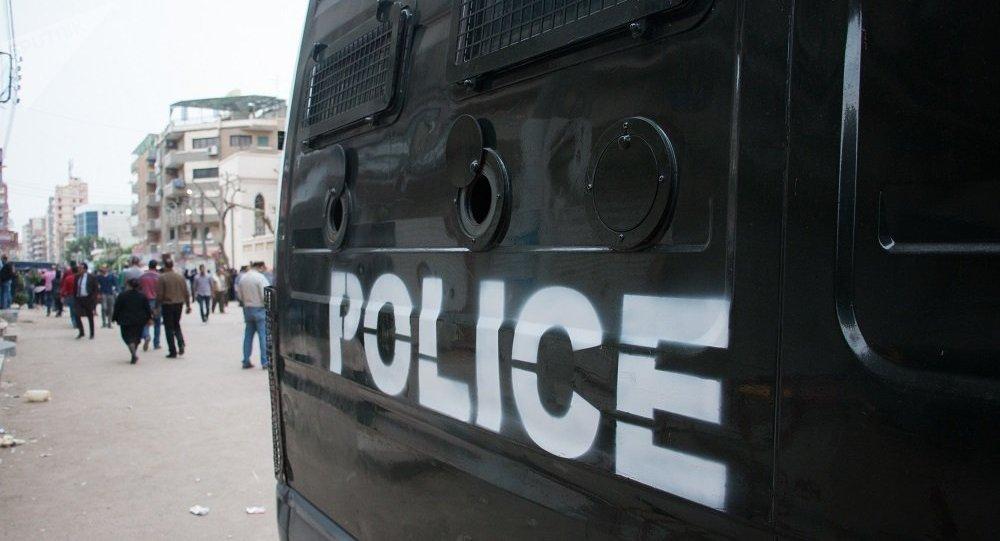 声明:埃及军方在反恐行动期间消灭15名武装分子