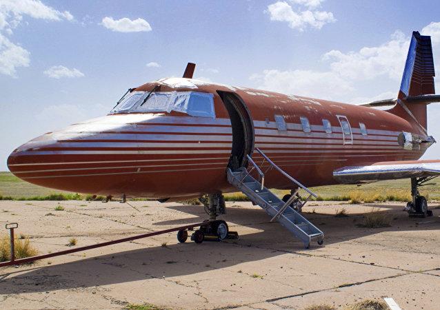 搖滾巨星貓王的私人飛機拍賣