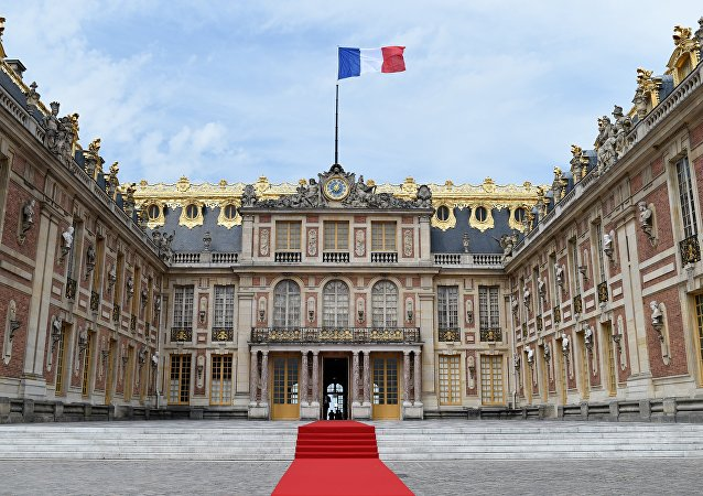 爱丽舍宫, 巴黎