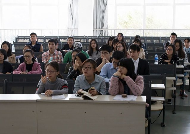 中國大學生