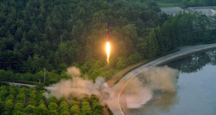 专家:美国政府专注于对话使朝鲜发射导弹免受惩罚