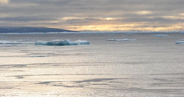 北極海冰融化速度破近1500年記錄