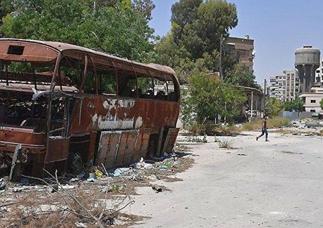 俄叙两国就合作重建叙境内交通基础设施进行讨论