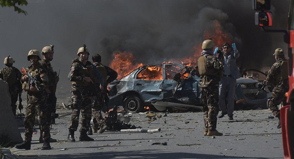 喀布尔爆炸
