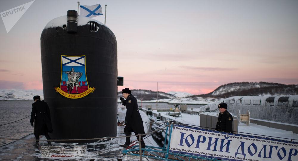 「尤里·多爾戈魯基」號潛艇